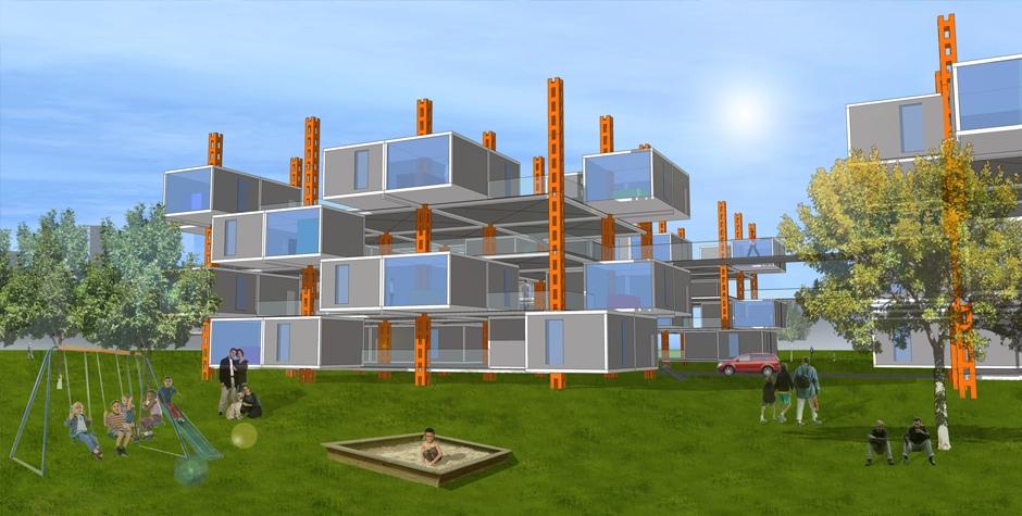 Flowair, modular concept