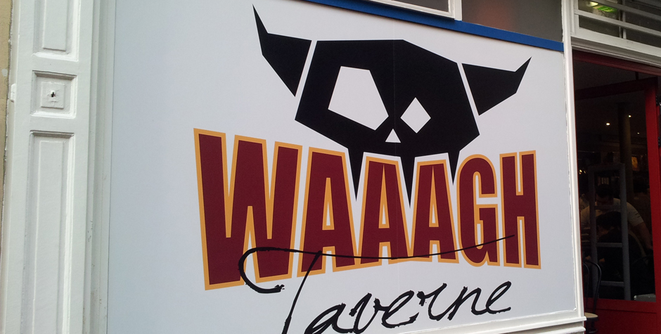 Waaagh Taverne