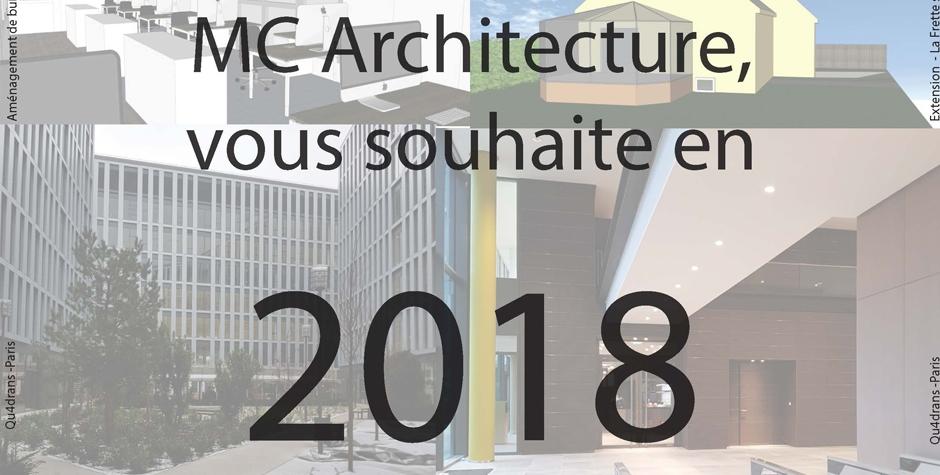MCA bonne année 2018